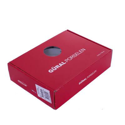 12 Parça Karton Kutulu <br> Altılı Kahve FincanıTakımı ORNK804