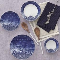 Güral Porselen - 24 Parça Elegant Yemek Seti <br> GBSATN24Y4100539