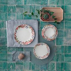 Güral Porselen - 24 Parça Elegant Yemek Seti <br>GBSATN24Y4100759