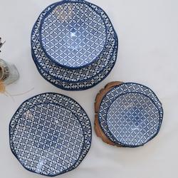 Güral Porselen - 24 Parça Yemek Takımı <br> GRLDGTL05