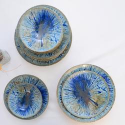 Güral Porselen - 24 Parça Yemek Takımı <BR> GRLDGTL01