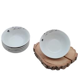 Güral Porselen - 6'lı Porselen Çorba Kase ORN6KS01