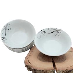 Güral Porselen - 6'lı Porselen Çorba Kase ORN6KS08