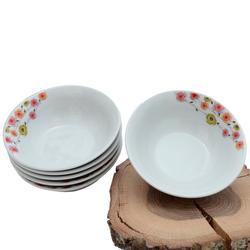 Güral Porselen - 6'lı Porselen Çorba Kase ORN6KS07