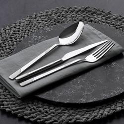 Güral Porselen - Güral Çelik Çatal Bıçak Kaşık Seti <br> 12 Kişilik 85 Parça <br> GRL84CBTSYHN