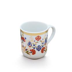 Ören Çini - Bitkisel Porselen Kupa ORNBPK001