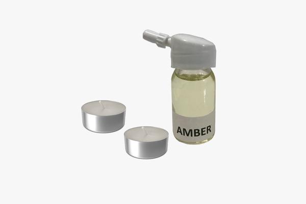 - Buhurdanlık Yağı Amber