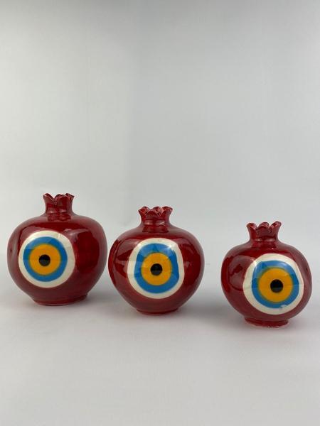 porselenshop - Dekoratif Nar Seti