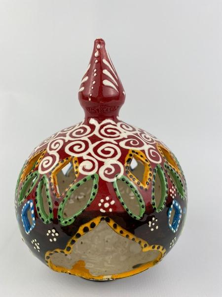 porselenshop - El İşi Mumluk