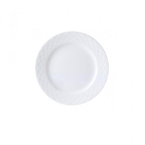 Güral Porselen - Güral Porselen Alfa Servis Tabağı Altılı