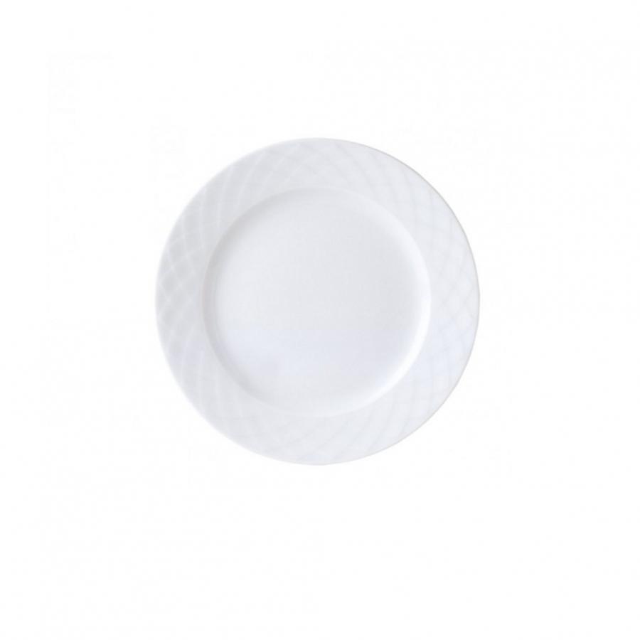 Güral Porselen Alfa Yemek Tabağı Altılı