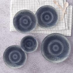 Güral Porselen - Yemek Seti Güral Porselen <br> 24 Parça 6 Kişilik Digibone Atina <br> Yuvarlak Yemek Takımı <br> GBSATN24Y101622