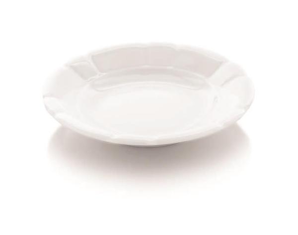 Güral Porselen - Güral Porselen Yemek Tabağı Oygulu 6 lı <br> GR18CK00