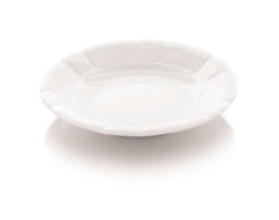 Güral Porselen Yemek Tabağı Oygulu 6 lı <br> GR18CK00
