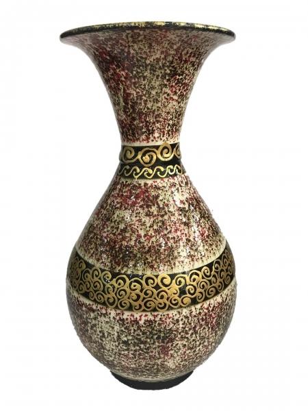 Ören Çini - Hediyelik Çini Vazo 30 cm