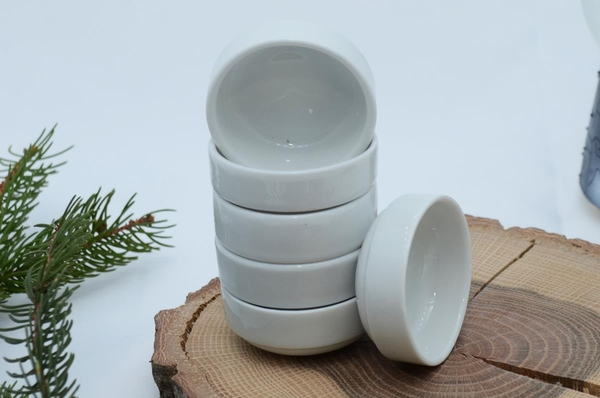 İpek Porselen - Porselen Bal Kase
