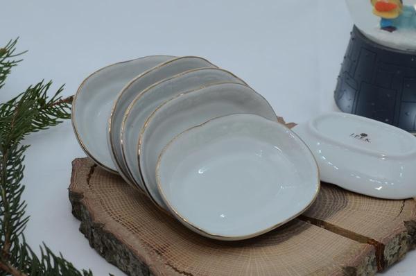 İpek Porselen - İpek Porselen Kahvaltılık Meze Tabak