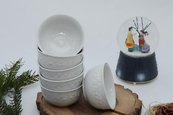 İpek Porselen - Kahvaltılık Çerezlik Porselen Tabak-24