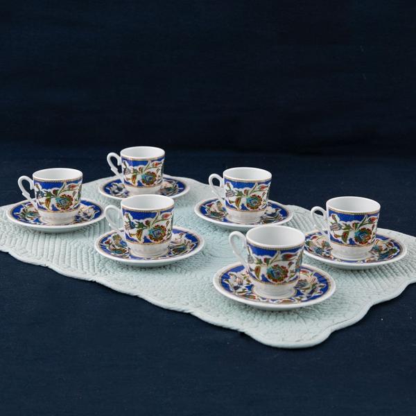 Güral Porselen - Kahve Takımı 6 lı Güral Porselen <br> SF12CKT084540