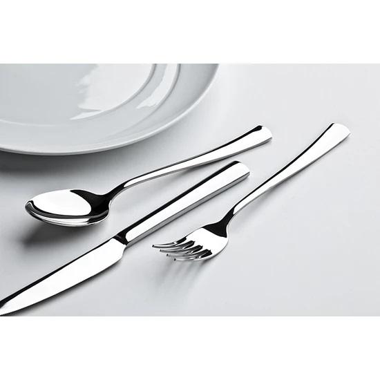 lugga - Nida 42 Parça 6 Kişilik Çatal Kaşık Bıçak