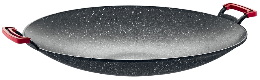 OMS 3225 Granit Saç Kavurma Tavası 40 cm
