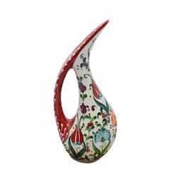 Ören Çini - Pelikan Modeli Vazo 1