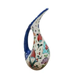 Ören Çini - Pelikan Model Vazo 5