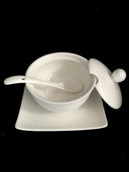 - Porselen Baharatlık-Reçellik
