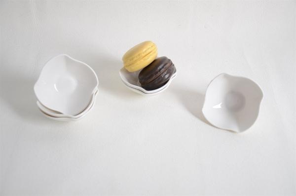 Paçi - Porselen Bal Reçel Kasesi 6lı Por101213