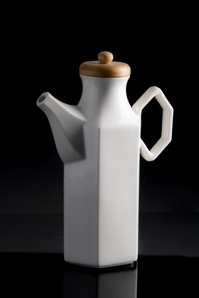 Acar Home - Porselen yağlık sirkelik