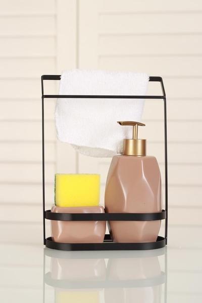 Acar Home - Sıvı Sabunluk Bej