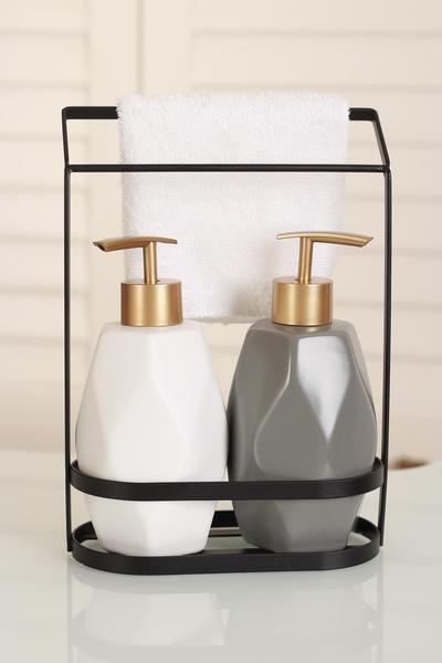 Acar Home - Sıvı Sabunluk İkili